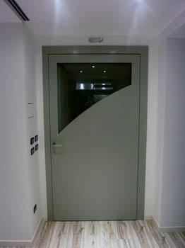 Porte Blindate In Alluminio A Padova Vicenza Treviso Zc Serramenti