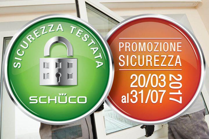 Scopri la promozione sui serramenti Schüco