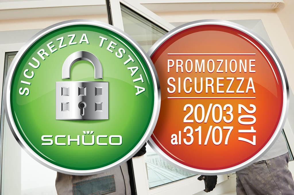 promozione Schüco 2017